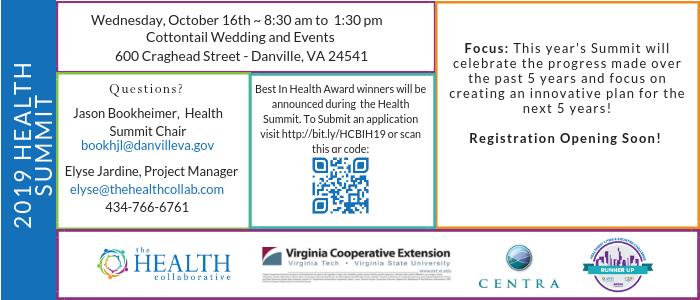 health summit information